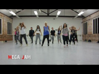 'Scream and Shout' will.i.am ft Britney Spears choreography by Jasmine Meakin (Mega Jam)