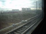 поезд - натуральный звук